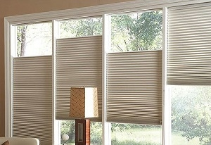 Honeycomb Cellular Shades in Ventura CA Window Shades