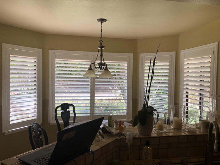 Shutters Project on Fort Davis St in Simi Valley CA
